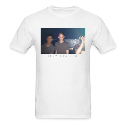 IN THE CUT Men's T-shirt (White) - Men's T-Shirt