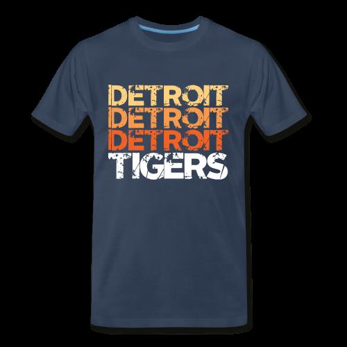 DETROIT TIGERS - Men's Premium T-Shirt