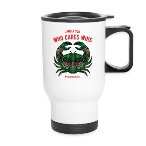 Cancer Sun Travel Mug - Travel Mug