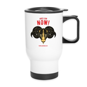 Aries Sun Travel Mug - Travel Mug