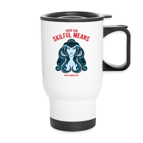 Virgo Sun Travel Mug - Travel Mug