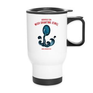 Aquarius Sun Travel Mug - Travel Mug