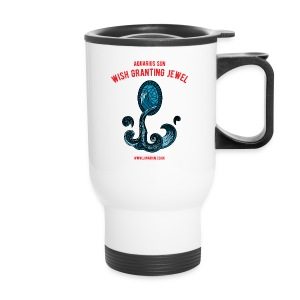 Aquarius Sun Travel Mug - Travel Mug