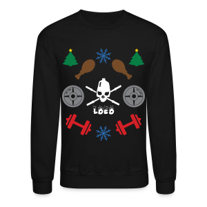 LBEB Christmas Sweater - Crewneck Sweatshirt