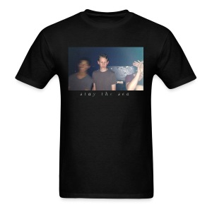 IN THE CUT Men's T-shirt (Black) - Men's T-Shirt