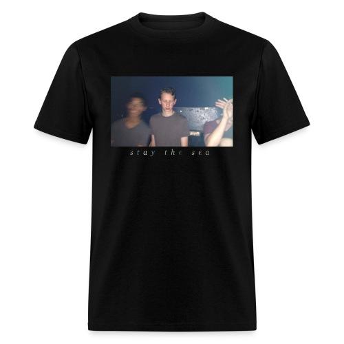 IN THE CUT Men's T-shirt (Black) - Men's T-Shirt