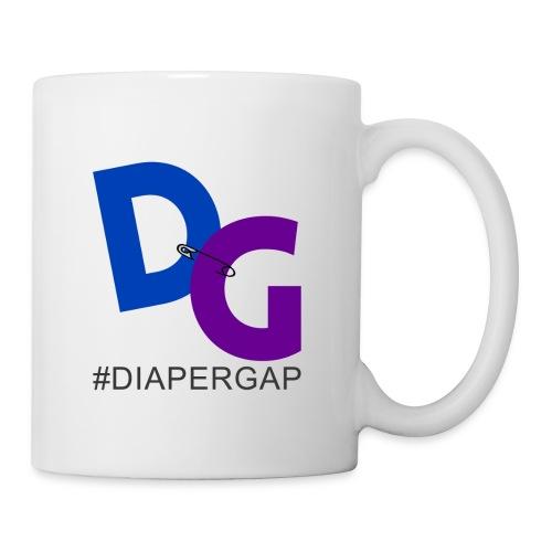 #DiaperGap Mug - Coffee/Tea Mug