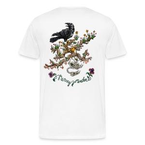 Mens White - Men's Premium T-Shirt