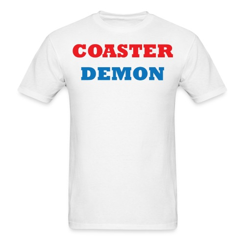 Coaster Demon Shirt - Men's T-Shirt