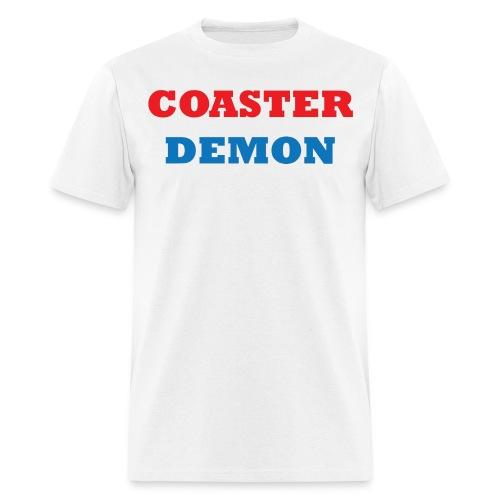 Coaster Demon Shirt - Men's T-Shirt
