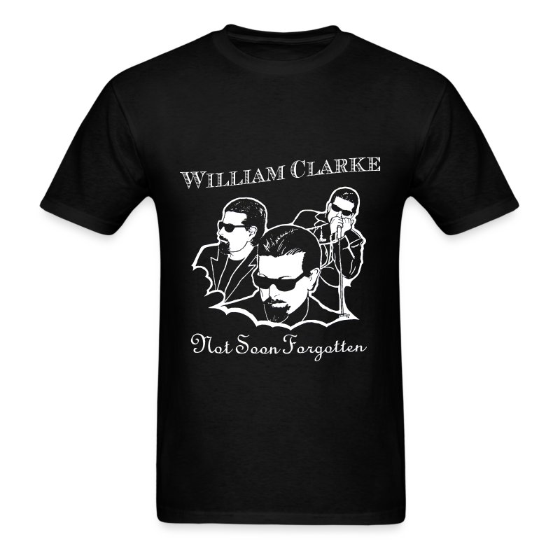 William Clarke Not Forgotten t-shirt - Men's T-Shirt