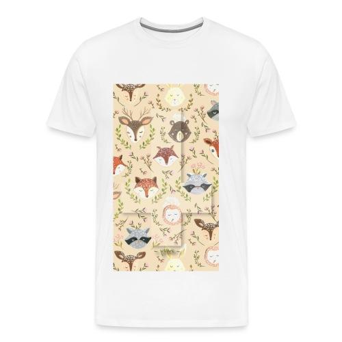 HOME Tee - Men's Premium T-Shirt