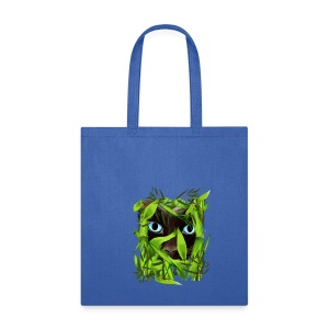 Siamese Cat Eyes in Bamboo - Tote Bag
