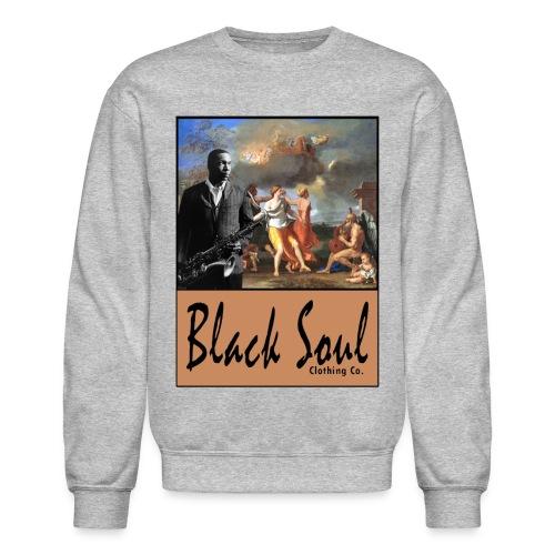 The Black Soul Musical Tee - Crewneck Sweatshirt