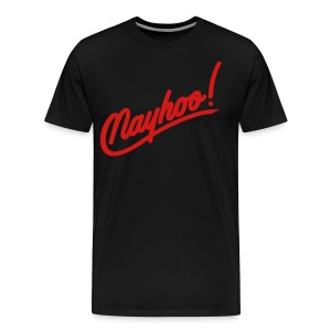 Men's Nayhoo Shirt - Men's Premium T-Shirt