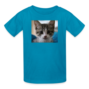 Embassy Cat Tee - Kids' T-Shirt