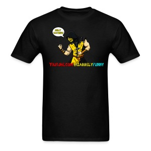 Scorpion BF Comic Shirt 2 - Men's T-Shirt
