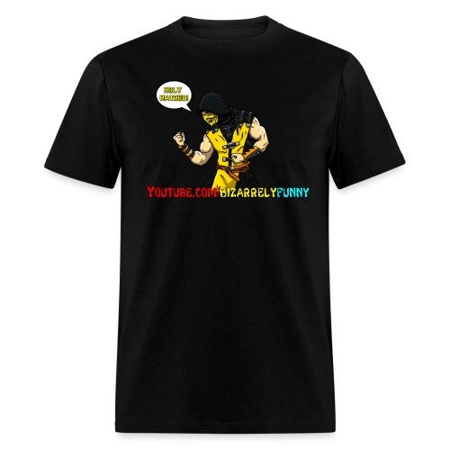 Scorpion BF Comic Shirt 2 - Men's T-Shirt