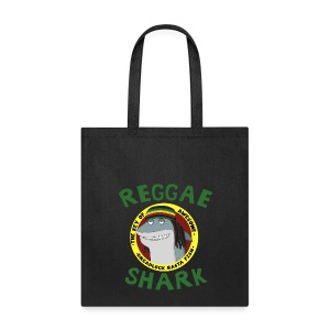 Reggae Shark Tote!  - Tote Bag
