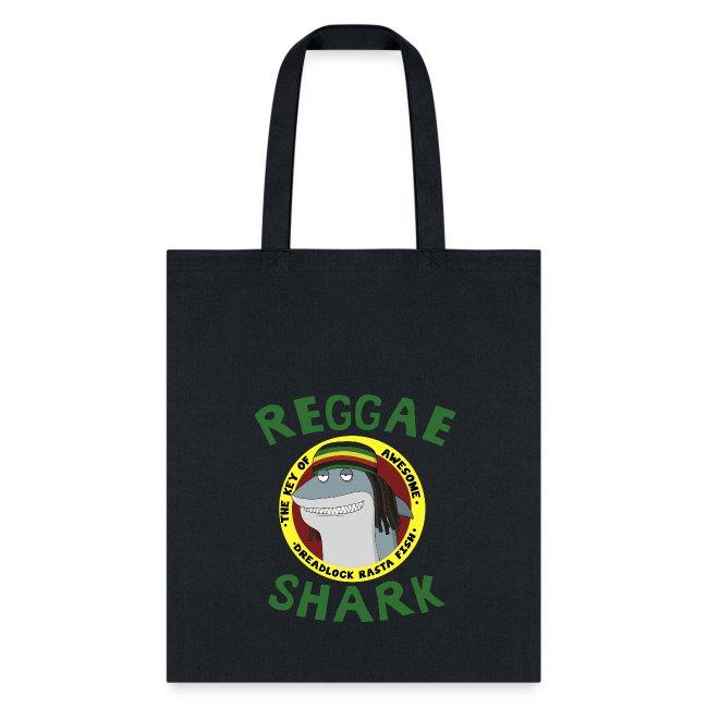Reggae Shark Tote!