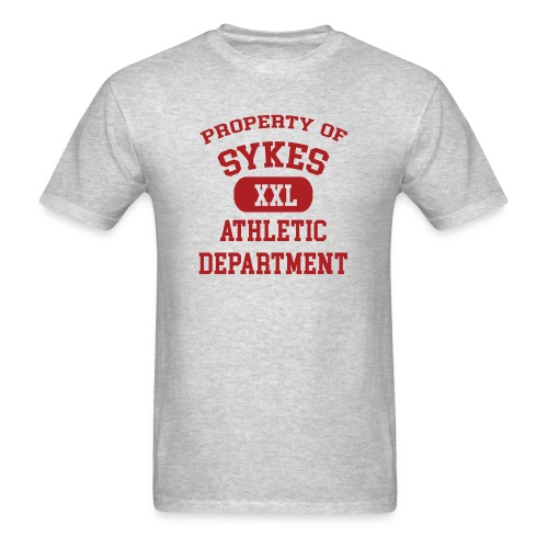 athletic department SYKES - Men's T-Shirt