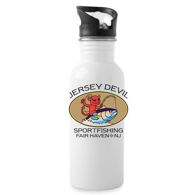 Jersey Devil Water Bottle: Tuna