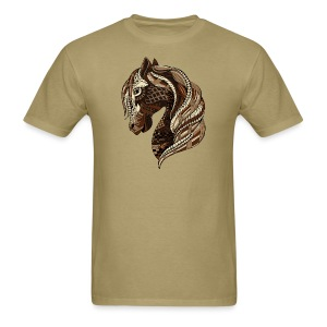 Wild Horse Men´s T-Shirt from South Seas Tees - Men's T-Shirt