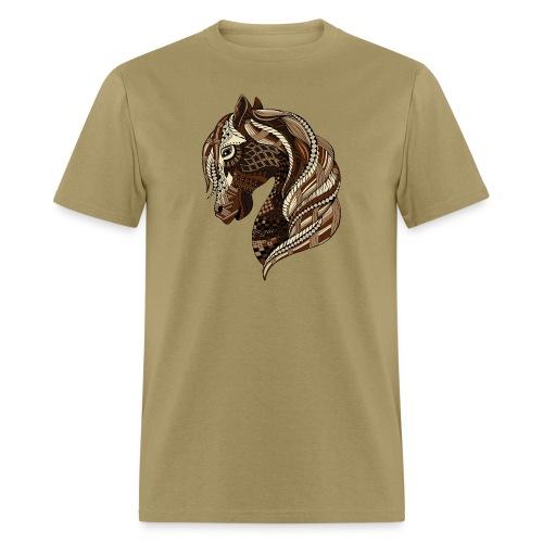 Wild Horse Men´s T-Shirt from South Seas Tees - Men's T-Shirt