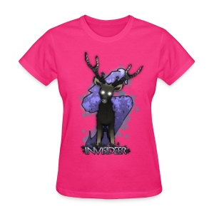 Invisideer - Women's T-Shirt