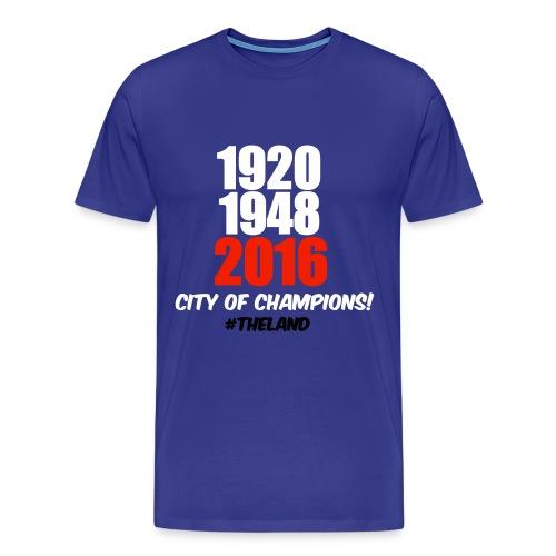 #THELAND - Men's Premium T-Shirt