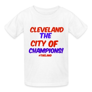 CITY OF CHAMPS KIDS - Kids' T-Shirt