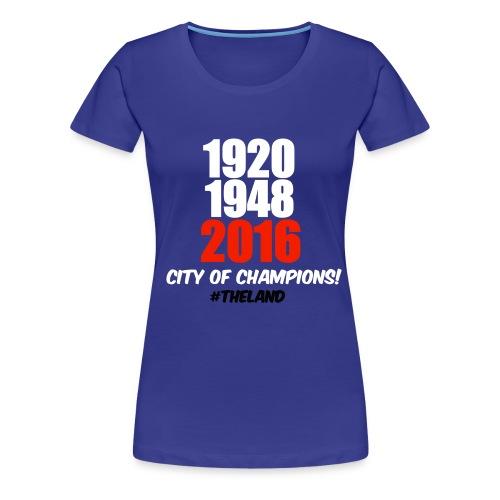 #THELAND - Women's Premium T-Shirt