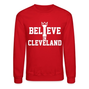 BELIEVE - Crewneck Sweatshirt
