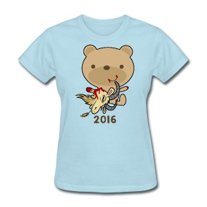 Goat Killer 2016 - Women's T-Shirt