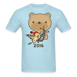 Goat Killer 2016 - Men's T-Shirt
