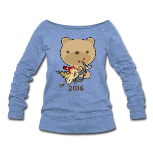 Goat Killer 2016 - Women's Wideneck Sweatshirt