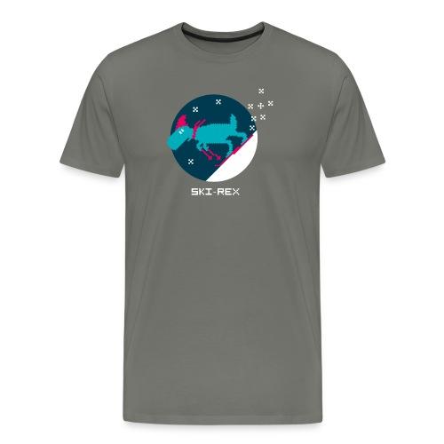 Ski Rex - Men's Premium T-Shirt