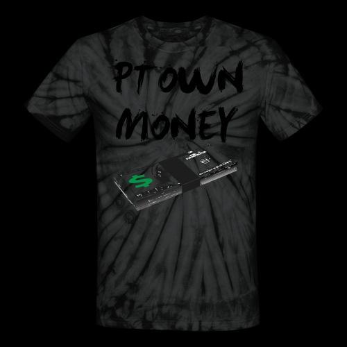 Ptown Money - Stacking Tie Dye [3 Colors] - Unisex Tie Dye T-Shirt