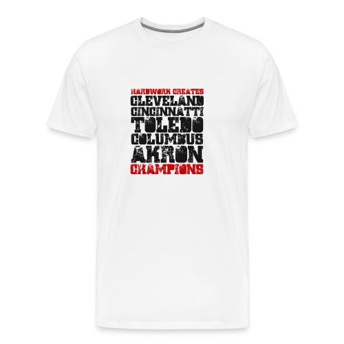 Ohio Champions Tee - Men's Premium T-Shirt