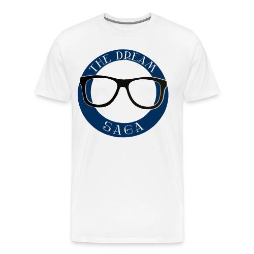 Big-n-tall DreamSaga T-shirt - Men's Premium T-Shirt