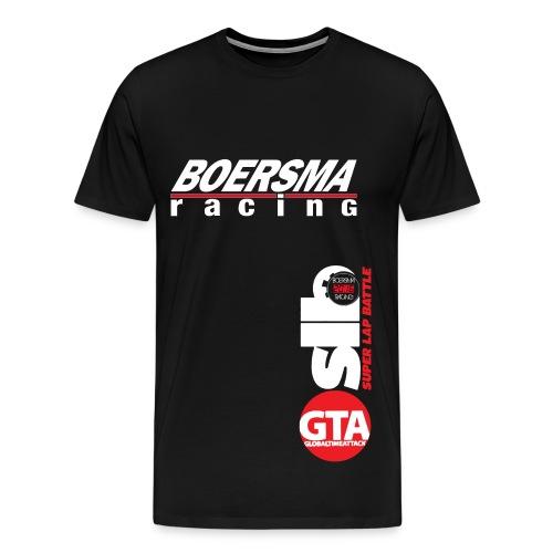 Super Lap Battle 2016 - Men's Premium T-Shirt
