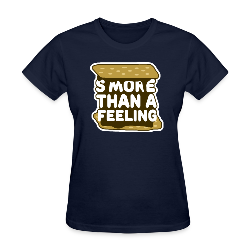 S'more Than A Feeling Women's T-Shirt - Women's T-Shirt
