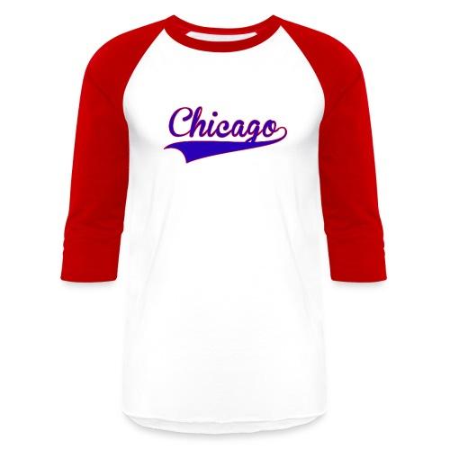 Chicago Baseball Jersey Baseball Tee - Baseball T-Shirt