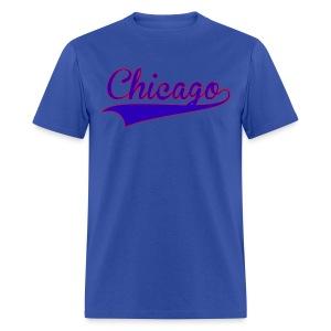 Chicago Baseball Jersey T-shirt - Men's T-Shirt