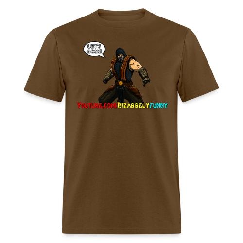 Tremor BF Comic Shirt - Men's T-Shirt