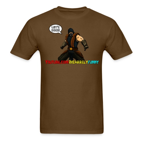 Tremor BF Comic Shirt - Men's T-Shirt