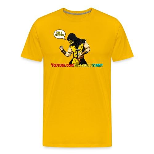 Scorpion BF Premium Male Shirt - Men's Premium T-Shirt