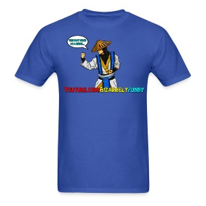 Raiden BF Comic Shirt 2 - Men's T-Shirt