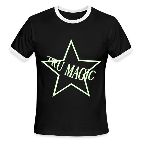 The Magic - Men's Ringer T-Shirt