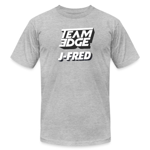 J-Fred Shirt.png - Men's T-Shirt by American Apparel